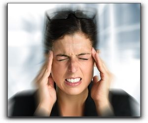 TMJ headaches are painful and debilitating.